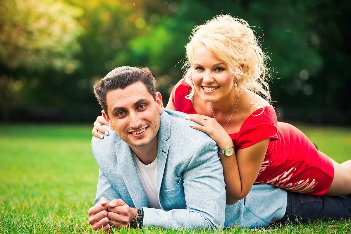 Svatební fotograf - předsvatební fotografie v Praze