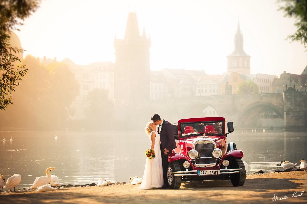 Svatební fotograf - svatební fotografie v Praze
