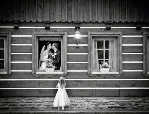 Svatba na statku Blaník