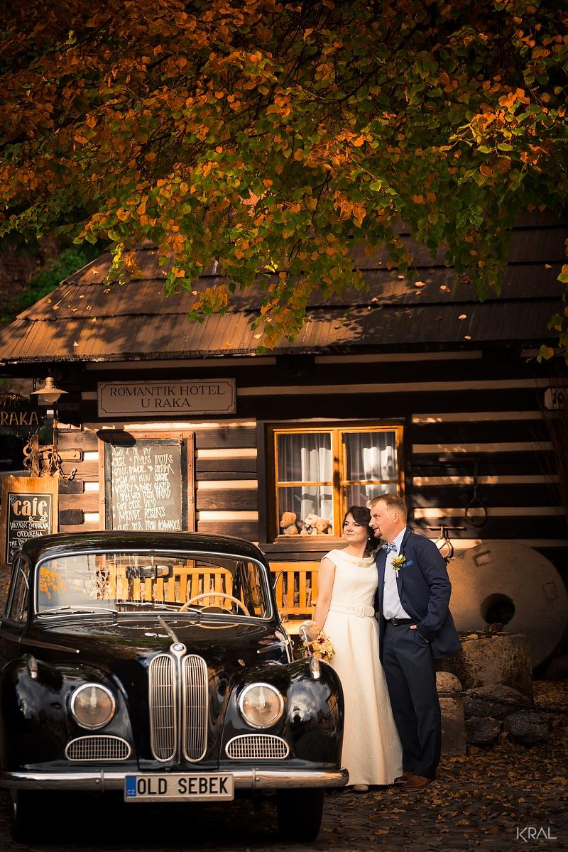 Svatební fotograf v Praze - Svatba v Praze