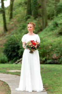 Svatební fotograf - nevěsta