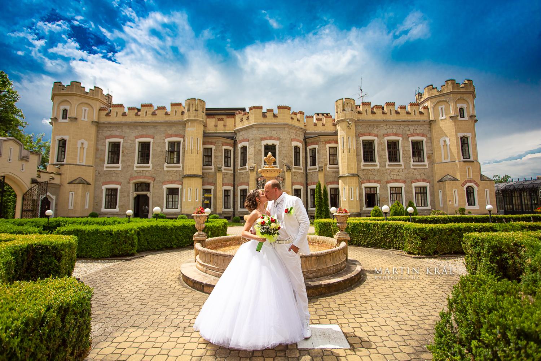 Svatební fotograf - Hluboká nad Vltavou