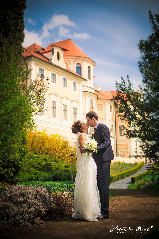 Svatebni Fotograf | Svatba na zámku Liblice